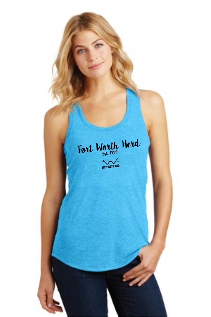 Fort Worth Herd Scripted Tank
