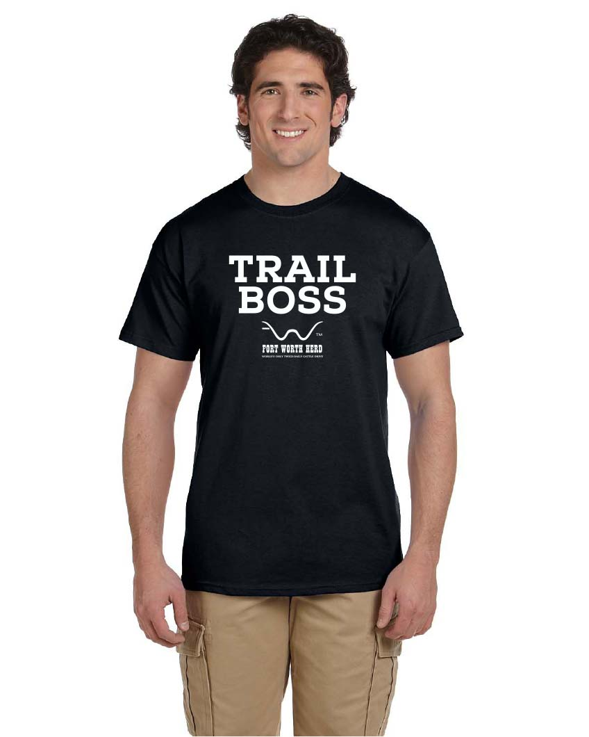 Fort Worth Herd Trail Boss Tee